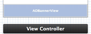 Ad BannerView in Storyboard