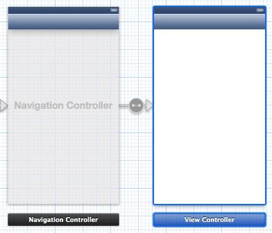 Adding a Nav Controller