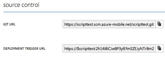 Git Source URLs